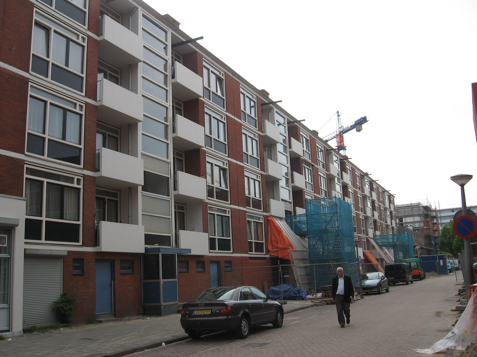 Amsterdam, New West is part of CONCERTO project ECOSTILER