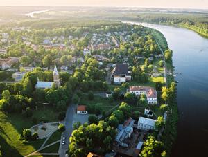 Overview on Birštonas
