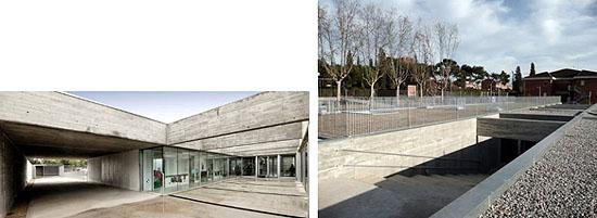 """Picture 2 – The new children's daycare centre """"La Pineda"""" – source: cRRescendo newsletter spring 2010"""