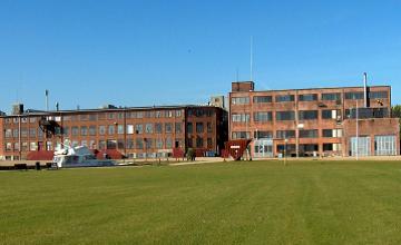 Picture 8 – Kulturværftet,  view before refurbishment
