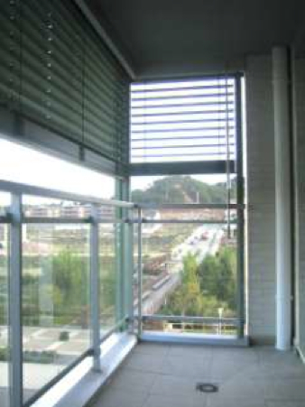 Picture 7 – Shading  systems at the IAS  Gestion Building