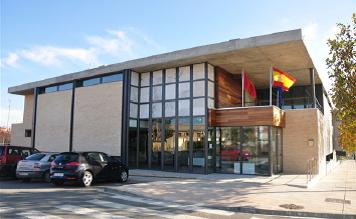 """Picture 3 –  New building  """"Manconmunidad residuos  sólidos de la Ribera"""""""