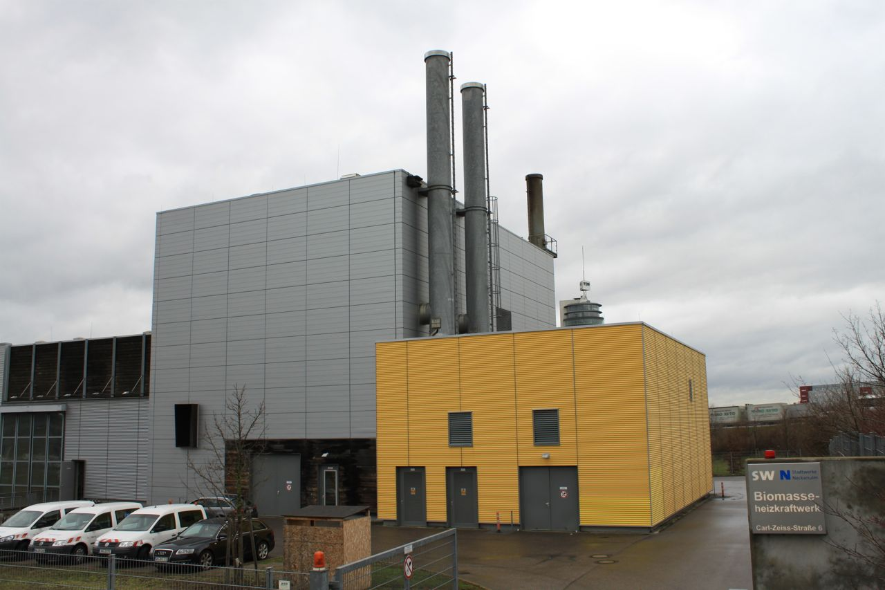 "Picture 4 – Heating  Plant ""Trendpark"""