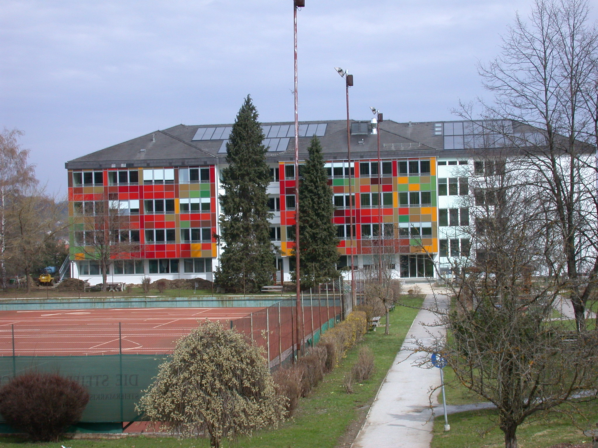 Hostel for pensioners with solar panels a showcase in the Weiz-Gleisdorf