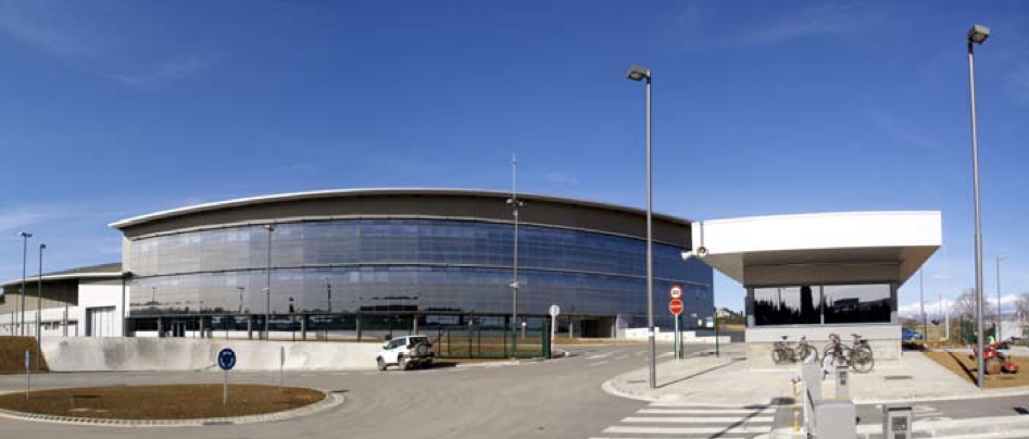 """Picture 1 –  The """"Synchrotron   Office Building"""""""