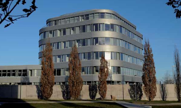 "Picture 2 -   The ""Elektror"" office  building at Ostfildern"