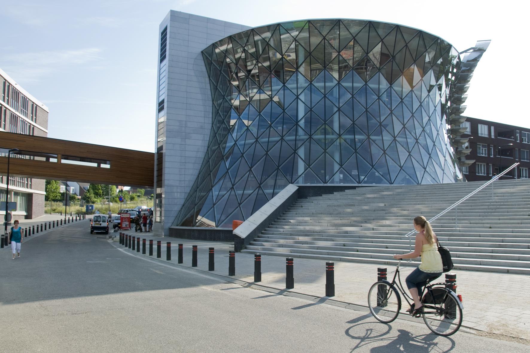 "Picture 1 - Cultural  Centre ""Gen Coel""  at Heerlerheide   Centre"