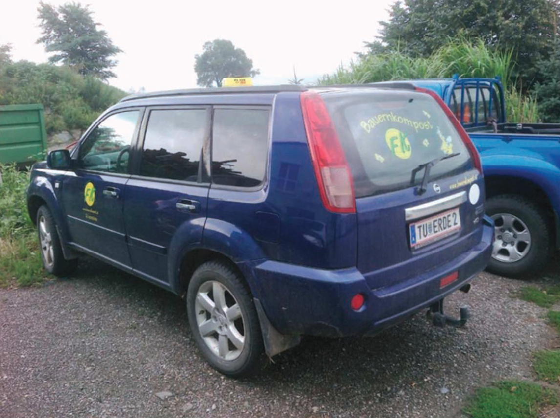 Picture 6 – Nissan X Trail
