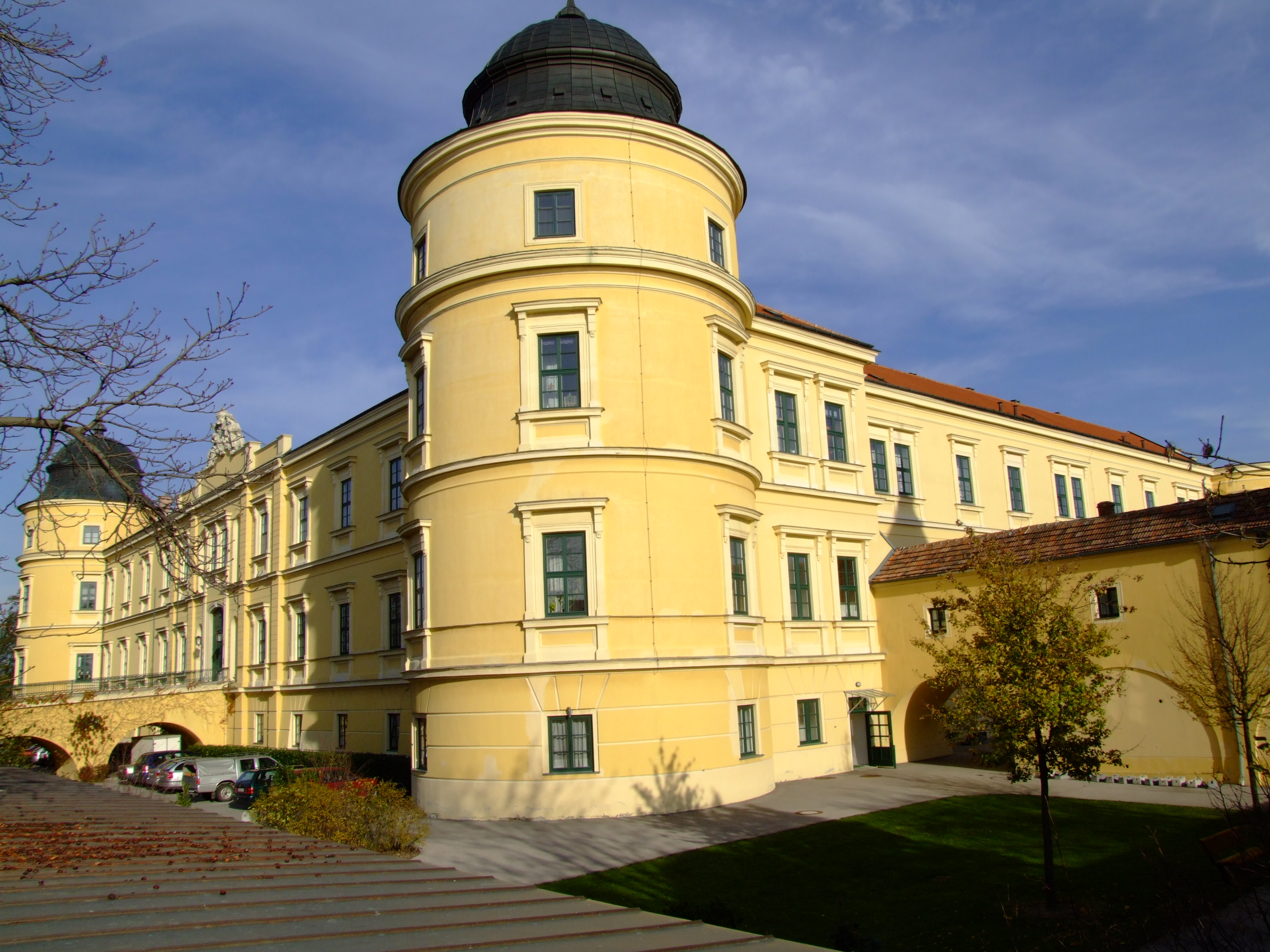 Picture 1 -  Castle Judenau