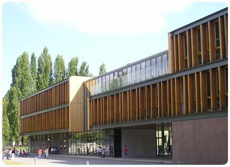 Picture 1 – New elementary   school in De Bonne