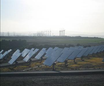 PV installations in Tudela