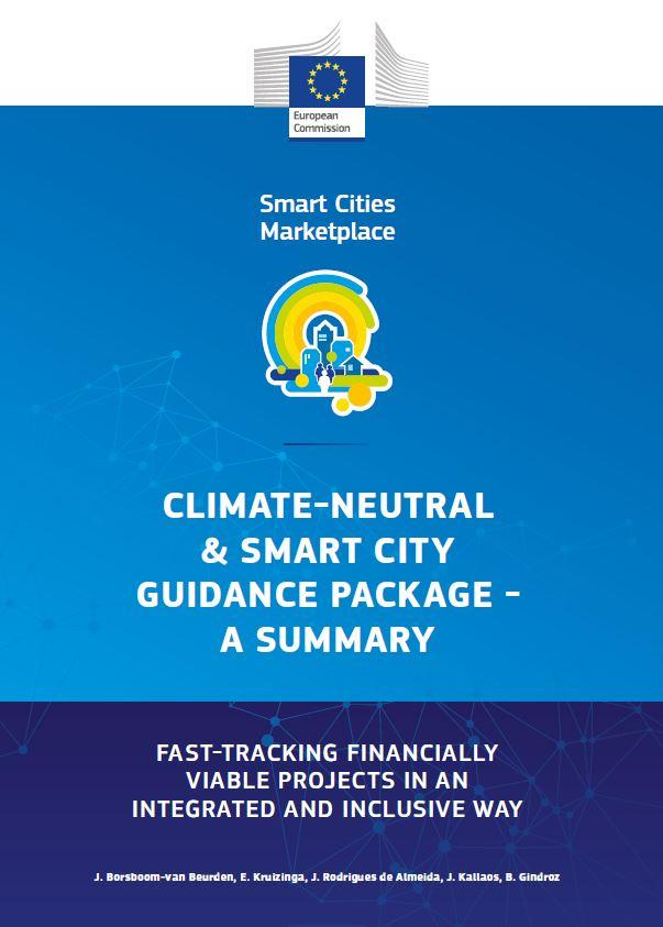 Climate Neutral & Smart City Guidance Package – A Summary