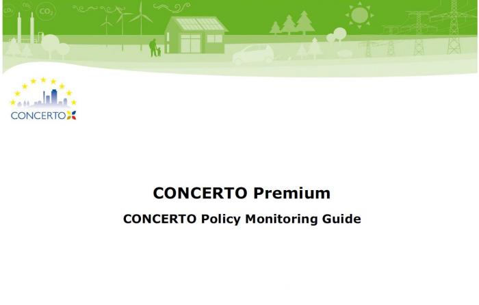 CONCERTO policy monitoring guide